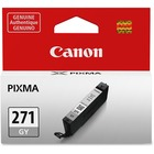 Canon CLI-271GY Original Ink Cartridge - Inkjet - 780 Pages - Gray