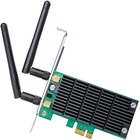 TP-Link Archer T6E IEEE 802.11ac - Wi-Fi Adapter for Desktop Computer - PCI Express - 1.27 Gbit/s - 2.40 GHz ISM - 5 GHz UNII - Internal