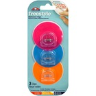 Elmer's Freestyle Stationery Clips - for Multipurpose - Repositionable, Reusable, Sturdy, Washable, Residue-free - 3 / Pack