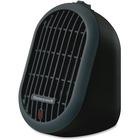 Honeywell Heat Bud Ceramic Portable-Mini Heater HCE100 - Ceramic - Electric - Electric - 170 W to 250 W - 2 x Heat Settings - 250 W - Indoor - Portable, Desktop, Tabletop - Black