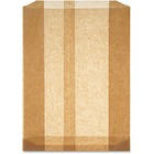 Clear Path Waxed Bags (500) - Brown - 500/Carton - Sanitary Napkin