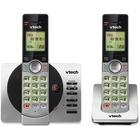 VTech CS69292 DECT 6.0 Cordless Phone - 1 x Phone Line - 2 x Handset - Speakerphone - Answering Machine