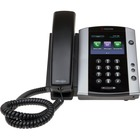 Polycom VVX 501 IP Phone - Wall Mountable - VoIP - Speakerphone - 2 x Network (RJ-45) - USB - PoE Ports - SIP, SDP, LDAP, DHCP, SNTP, LLDP-MED, RTP, RTCP, TCP, UDP, SRTP Protocol(s)