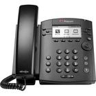 Polycom VVX 311 IP Phone - Wall Mountable - 6 x Total Line - VoIP - Speakerphone - 2 x Network (RJ-45) - PoE Ports - LDAP, SIP, DHCP, SNTP, LLDP-MED, RTCP, RTP, TCP, UDP, SRTP Protocol(s)