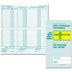 Dean & Fils Car Operating Cost Record - 16 Sheet(s) - Recycled - 1 Each