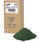 Genuine Joe Non-petroleum Sweeping Compound - 1 Box - Dark Green