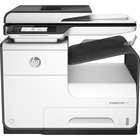 HP PageWide Pro 477dn Page Wide Array Multifunction Printer - Color - Copier/Fax/Printer/Scanner - 40 ppm Mono/40 ppm Color Print - 2400 x 1200 dpi Print - Automatic Duplex Print - 1200 dpi Optical Scan - 550 sheets Input - Fast Ethernet