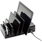 VisionTek 5 Device Charging Station - Docking - iPhone, iPad, Scanner, iPod, Tablet PC, USB Device, e-book Reader, 3D Glasses, Mobile Phone, Gaming Console - Charging Capability - 5 x USB