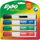 Expo Eraser Cap Magnetic Dry Erase Marker Set