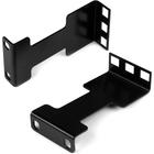 StarTech.com Rail Depth Adapter Kit for Server Racks - 4 in. (10 cm) Rack Extender - 1U - 4.54 kg Load Capacity