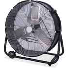 "Royal Sovereign Commercial Drum Fan 24"" - 2 Speed - Carrying Handle, Wheel, 360° Swivel - 24"" (609.60 mm) Height - Metal"