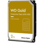 "WD Gold WD2005FBYZ 2 TB Hard Drive - 3.5"" Internal - SATA (SATA/600) - Server, Storage System Device Supported - 7200rpm - 128 MB Buffer - 5 Year Warranty"