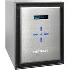 "Netgear Insight Managed Smart Cloud Network Storage - Intel Xeon D-1521 Quad-core (4 Core) 2.40 GHz - 8 GB RAM DDR4 SDRAM - Serial ATA/600 Controller - RAID Supported 0, 1, 5, 6, 10, Hot Spare, JBOD, X-RAID2 - 6 x Total Bays - 6 x 2.5""/3.5"" Bay - 10 Gigab"