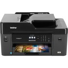 Brother Business Smart MFC MFC-J6530DW Inkjet Multifunction Printer - Color - Copier/Fax/Printer/Scanner - 35 ppm Mono/27 ppm Color Print - 4800 x 1200 dpi Print - Automatic Duplex Print - 1200 dpi Optical Scan - 251 sheets Input - Ethernet - Wireless LAN