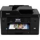 Brother Business Smart MFC MFC-J6930DW Inkjet Multifunction Printer - Color - Copier/Fax/Printer/Scanner - 35 ppm Mono/27 ppm Color Print - 4800 x 1200 dpi Print - Automatic Duplex Print - 1200 dpi Optical Scan - 600 sheets Input - Ethernet - Wireless LAN