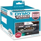 """Dymo LabelWriter Labels - 2 5/16"""" Width x 4"""" Length - Rectangle - White - 50 / Roll - 50 / Roll"""