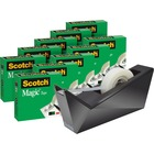 Scotch Magic Tape Value Pack - Refillable - Non-skid Base - 1 Each
