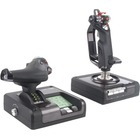 Saitek Pro Flight X52 Pro Flight System for PC - Cable - USB - PC