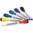 Quartet Dry Erase Marker - Assorted - 6 / Pack