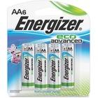 Energizer EcoAdvanced Battery - AA - Alkaline