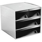 Greenside Grp Mini-storage Module - Desktop - Polystyrene - 1Each