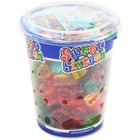 Mondoux SWEET SIXTEEN Gummy Mix Candy Cup - Assorted - Resealable Container - 200 g - 1 EachCup