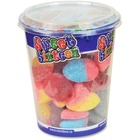 Mondoux SWEET SIXTEEN Sour Gummy Candy Cup - Sour Mix - Resealable Container - 200 g - 1 Each Per Cup