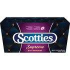 Scotties Supreme Facial Tissue - 3 Ply - White - For Face - 88 - 88 / Box