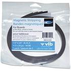 Filemode Magnet Strip - 5 / Pack - Black