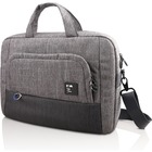 """Lenovo On-Trend Carrying Case for 15.6"""" Notebook - Gray - Handle - 3.94"""" (100 mm) Height x 12.40"""" (315 mm) Width x 16.14"""" (410 mm) Depth"""