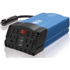 Tripp Lite PowerVerter PV375USB Power Inverter - Input Voltage: 12 V DC - Output Voltage: 120 V AC - Continuous Power: 375 W