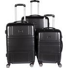bugatti Travel/Luggage Case (Roller) Travel Essential - Black