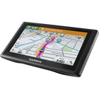 "Garmin Drive 61 LMT-S Automobile Portable GPS Navigator - Portable, Mountable - 6.1"" - Speed Camera Detector, Red Light Camera Detector - microSD - Lane Assist, Junction View, Text-to-Speech, Speed Assist, Turn-by-turn Navigation - USB - 1 Hour - Preloade"