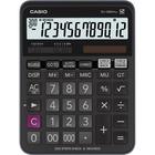 "Casio Simple Calculator - 12 Digits - Solar Powered - Battery Included - 1 - LR44 - 1.4"" x 5.7"" x 7.6"" - Plastic - 1 Each"
