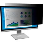 "3M Privacy Filter Black, Matte, Glossy - For 20"" Widescreen Monitor - 16:9"