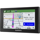 "Garmin DriveSmart 51 LMT-S Automobile Portable GPS Navigator - Portable, Mountable - 5"" - Touchscreen - Compass, Speed Camera Detector, Red Light Camera Detector - microSD - Lane Assist, Voice Command, Junction View, Text-to-Speech, Speed Assist, Turn-by-"