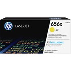 HP 656X (CF462X) Toner Cartridge - Yellow - Laser - High Yield - 22000 Pages - 1 Each