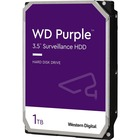 WD Purple 1TB Surveillance Hard Drive - Network Video Recorder Device Supported - 5400rpm - 3 Year Warranty
