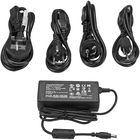 StarTech.com Replacement 12V DC Power Adapter - 12 Volts 5 Amps - 120 V AC, 230 V AC Input - 12 V DC/5 A Output