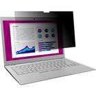 """3M High Clarity Privacy Filter for 15.6"""" Widescreen Laptop Black, Glossy"""
