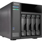 "ASUSTOR AS6004U NAS Storage Capacity Expander - 4 x HDD Supported - 40 TB Supported HDD Capacity - Serial ATA/600 Controller - RAID Supported 0, 1, 5, 6, 10, JBOD - 4 x Total Bays - 4 x 2.5""/3.5"" Bay - Desktop"