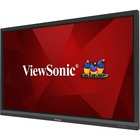 """Viewsonic IFP6550 65"""" 2160p 4K Interactive Display, 20-Point Touch, VGA, HDMI - 65"""" LCD - ARM Cortex A53 1.50 GHz - 2 GB - Infrared (IrDA) - Touchscreen - 16:9 Aspect Ratio - 3840 x 2160 - LED - 350 cd/m² - 1,200:1 Contrast Ratio - 2160p - USB - HDMI"""