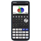 """Casio PRIZM FX-CG50 Graphing Calculator - 3D Graphing - Natural-VPAM, Icon Menu Display, Slide-on Cover - 16 MB - Flash - 3.17"""" (80.52 mm) - 8 Line(s) - 21 Digits - LCD - 216 x 384 - Battery Powered - Battery Included - 4 - AAA - 7.4"""" x 3.5"""" x 0.8"""" - Whit"""