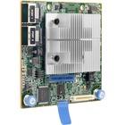 HPE Smart Array E208i-a SR Gen10 Controller - 12Gb/s SAS, Serial ATA/600 - PCI Express 3.0 x8 - Plug-in Module - RAID Supported - 0, 1, 5, 10 RAID Level - 8 SAS Port(s) Internal - PC, Linux