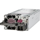 HPE 800W Flex Slot -48VDC Hot Plug Low Halogen Power Supply Kit - 230 V AC, 380 V DC