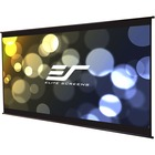 "Elite Screens DIY Wall DIYW135H3 135"" Projection Screen - Front Projection - 16:9 - MaxWhite - 71.7"" x 117.7"" - Wall Mount"