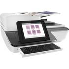 HP Scanjet Flow N9120 fn2 Sheetfed Scanner - 600 dpi Optical - 24-bit Color - 8-bit Grayscale - 120 ppm (Mono) - 120 ppm (Color) - Duplex Scanning - USB