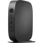 HP t530 Thin Client - AMD G-Series GX-215JJ Dual-core (2 Core) 1.50 GHz - 4 GB RAM DDR4 SDRAM - 8 GB Flash - AMD Radeon R2E - Gigabit Ethernet - HP Smart Zero (English) - DisplayPort - Network (RJ-45) - 6 Total USB Port(s) - 2 USB 2.0 Port(s) - English Ke