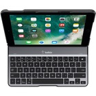 "Belkin QODE Ultimate Lite Keyboard/Cover Case for 9.7"" Apple iPad (5th Generation), iPad Air Tablet - Black"