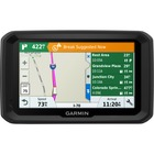 "Garmin dzl 580 LMT-S Automobile Portable GPS Navigator - Portable, Mountable - 5"" - Microphone - Lane Assist, Voice Command, Speed Assist, Junction View - Bluetooth - USB - 2 Hour - Preloaded Maps - Lifetime Map Updates - Lifetime Traffic Updates -"